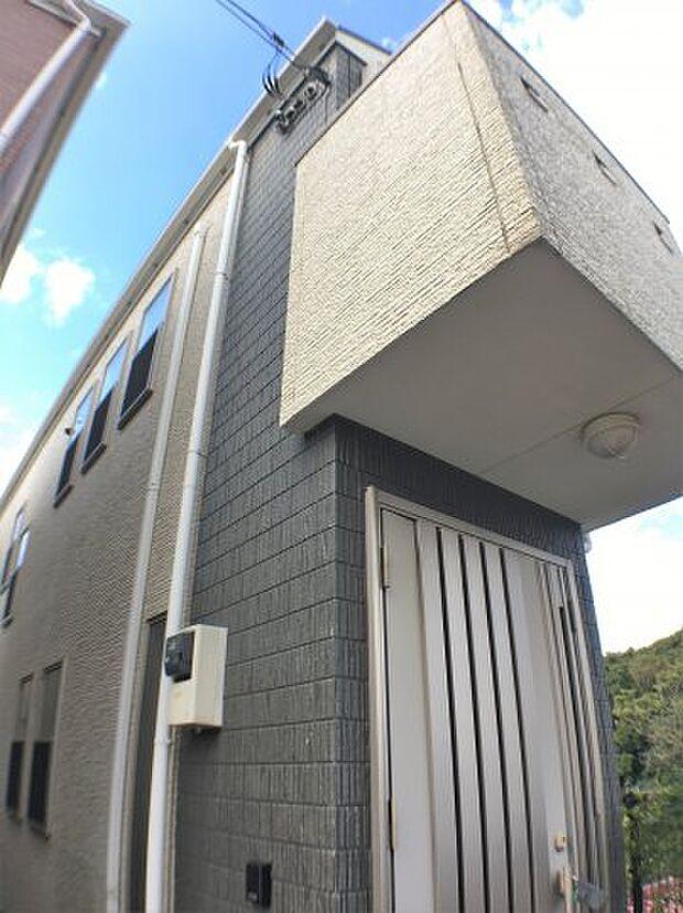 JR横須賀線 衣笠駅よりバス約20分 鹿島バス停下車 徒歩9分