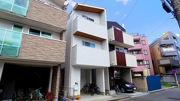 神奈川区新子安1丁目 戸建て住宅