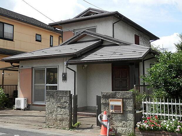 上柏田4丁目(松ヶ丘団地)