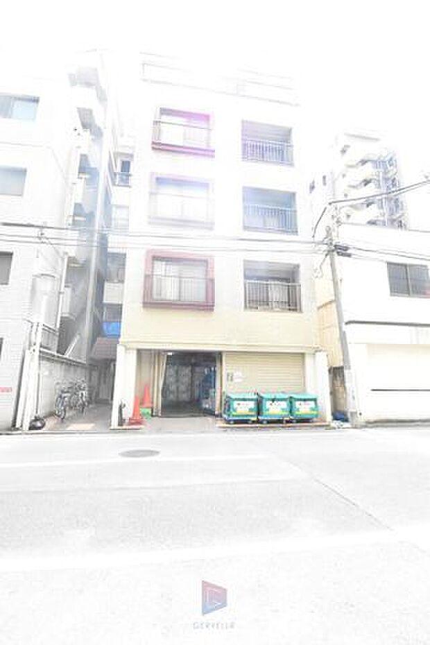 JR京浜東北・根岸線 大森駅より 徒歩4分