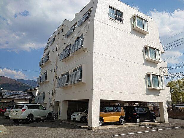 松本市庄三コーポラス(中古マンション)A-4