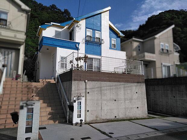 JR東海道本線 三ノ宮駅よりバス約30分 大原3丁目バス停下車 徒歩11分