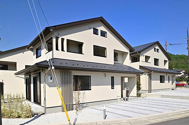 (抗ウィルス抗菌仕様)100年住宅のゼロホーム 岩倉村松町