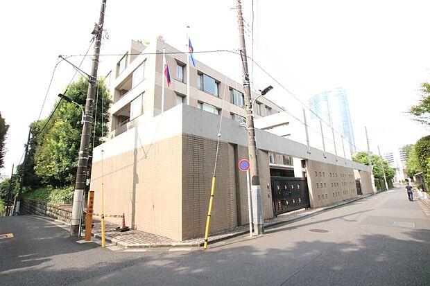 パーク・コート麻布鳥居坂