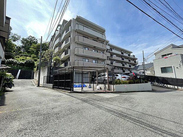 東急東横線「日吉」駅 日吉西パークホームズ2番館