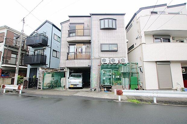 JR南武線 武蔵中原駅より 徒歩17分