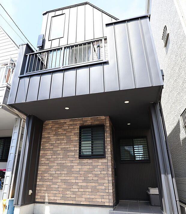 東小岩3丁目中古戸建 築4年のデザイナーズハウス