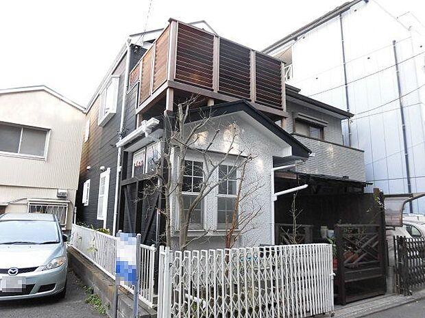 汐入駅平坦地 本町2丁目 中古一戸建