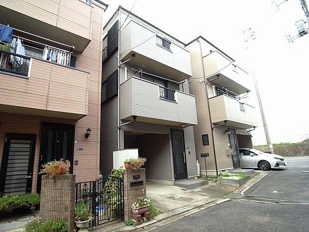 JR南武線 武蔵中原駅より 徒歩21分