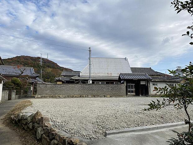 兵庫県古民家平家