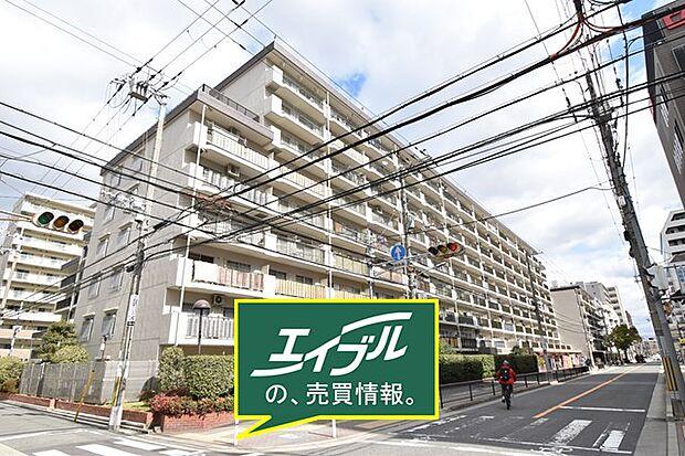 専用庭付き ・グリーンコーポ江坂第2