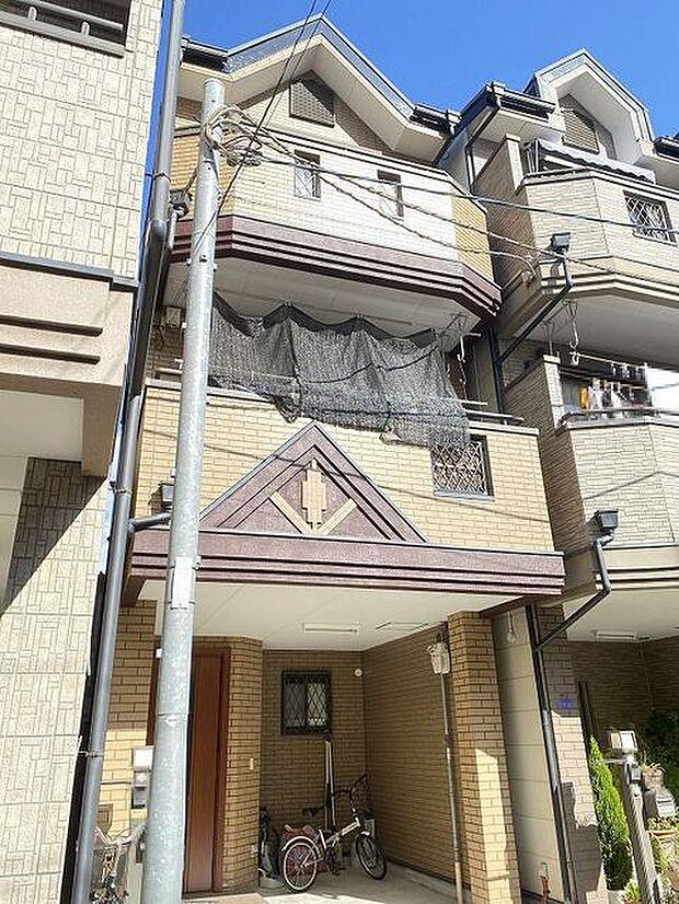 地下鉄千日前線 野田阪神駅より 徒歩8分