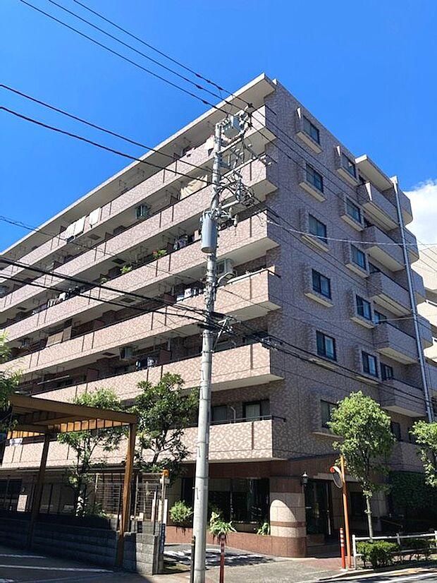 JR埼京線 浮間舟渡駅より 徒歩3分