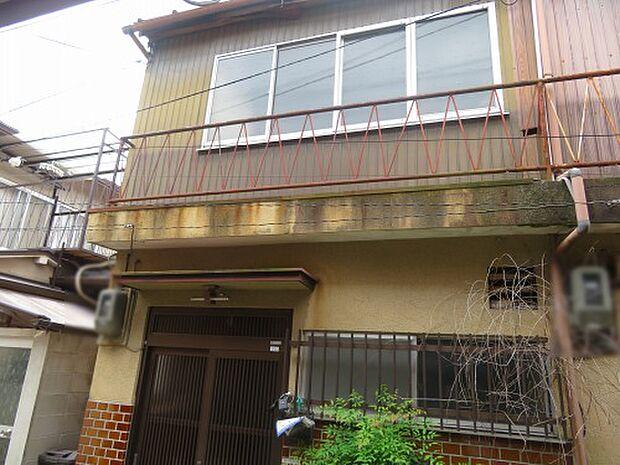 吉田二本松町 中古テラスハウス