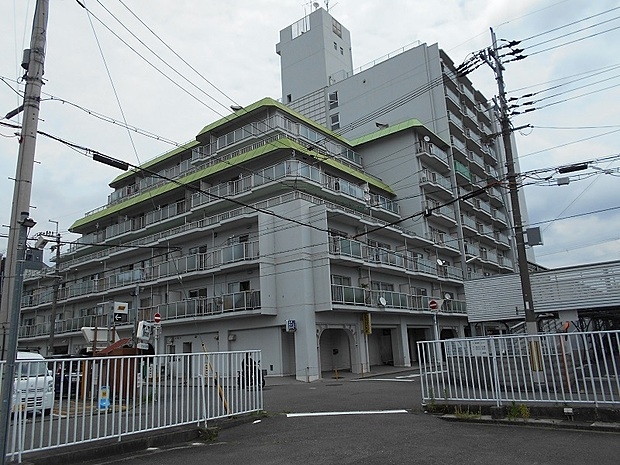 日商岩井朱雀マンション