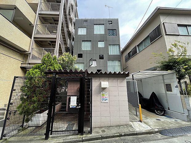 新宿区西新宿4丁目 中古戸建(賃貸併用住宅)