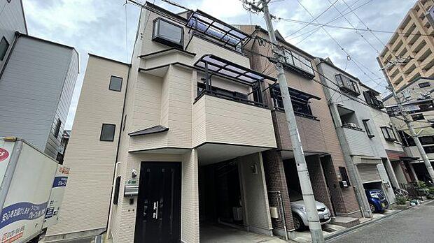 三国駅5分屋根裏収納淀川区西三国3丁目中古戸建
