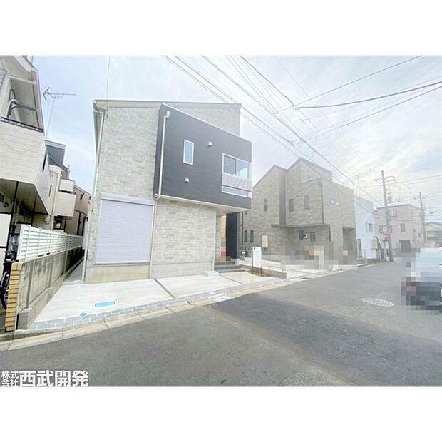 埼玉高速鉄道 鳩ヶ谷駅より 徒歩17分