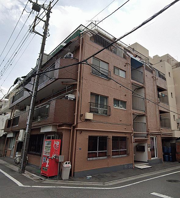 キャニオンマンション第5高島平(登記簿上名称無)