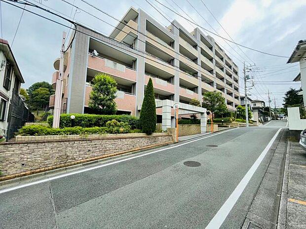 ライオンズグローベル京王永山 「京王永山」駅 歩10分