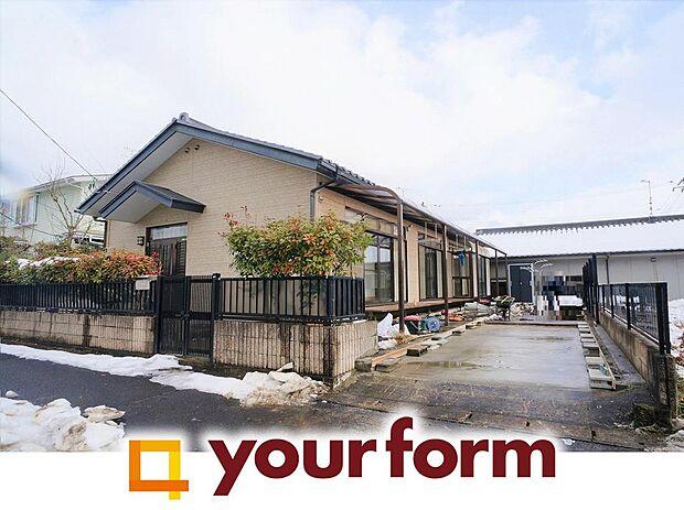 赤坂 平屋の家