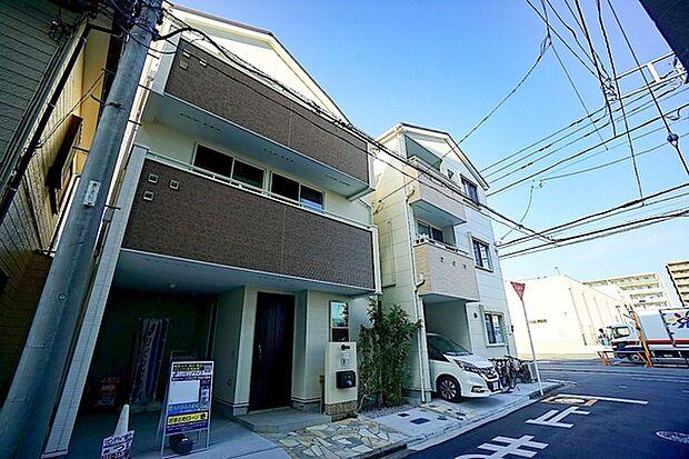 JR南武線 尻手駅より 徒歩13分