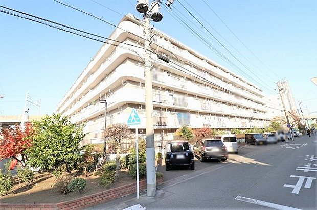 JR南武線「武蔵中原」駅 中古マンション