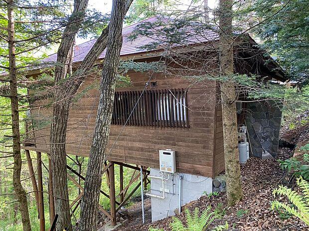 旧軽井沢 三笠パーク別荘地
