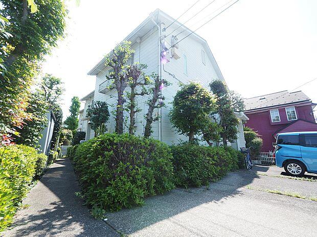 西武新宿線 上石神井駅より 徒歩17分