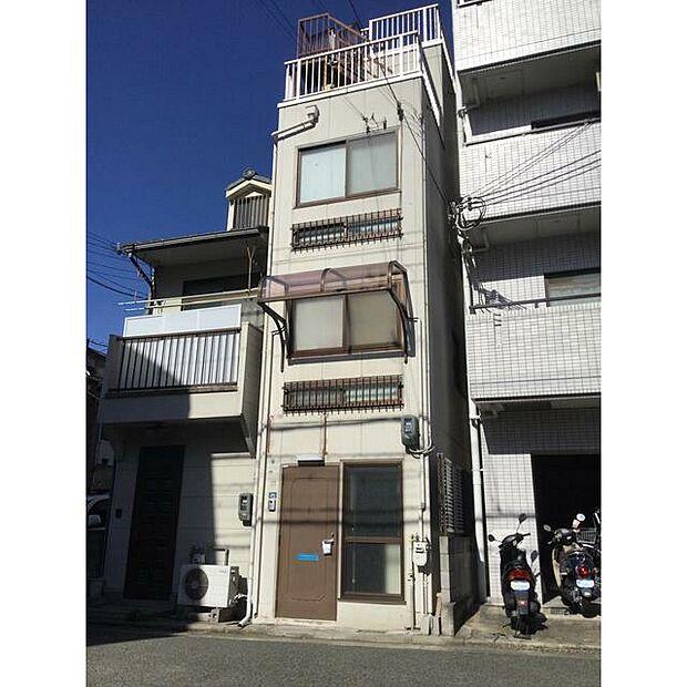 兵庫区上沢通4階建戸建