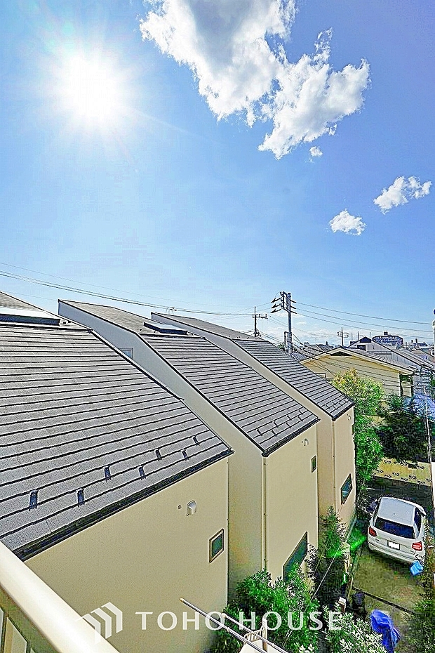 西武新宿線 鷺ノ宮駅より 徒歩13分