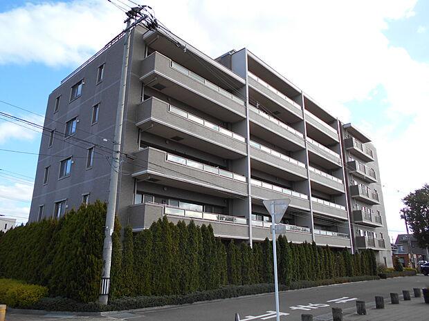 ポレスターパークサイド福島