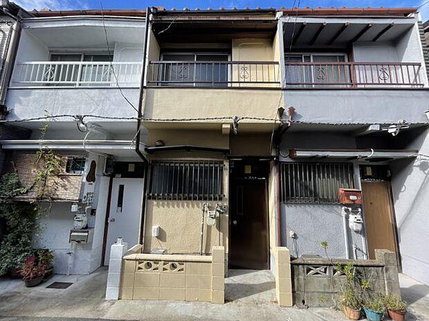 リフォーム済東大阪市御厨東2丁目中古テラスハウス