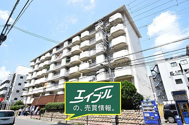 最上階南向き ・チサンマンション第一江坂