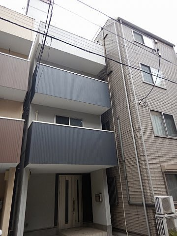 東京メトロ日比谷線 入谷駅より 徒歩8分