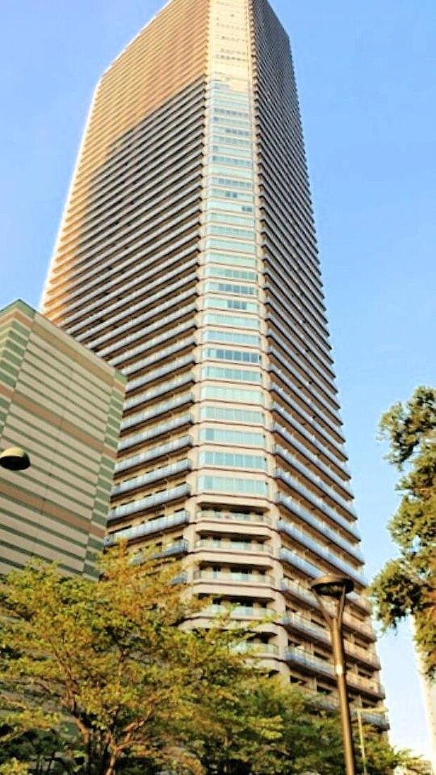 外観:「パークシティ武蔵小杉ミッドスカイタワー」35階部分の南向きです♪
