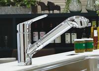 浄水機能付シャワー混合水栓