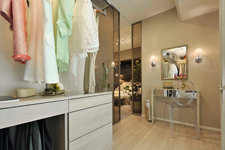 Dressing Room(Gタイプモデルルームプラン)