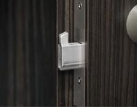 暴力的なドア破壊に対応 鎌デッドボルト